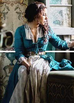 aslaugsigurdardottir:  → Favorite TVWomenforInternational Women's Day2014 (5/?)  Jessica Parker-Kennedy as Max on Black Sails.