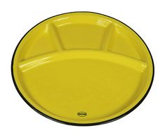 Fondue Plate Cabanaz, Sunny Yellow Design Agency, Fondue, Home Accessories, Plates, Retro, Yellow, Collection, Licence Plates, Dishes