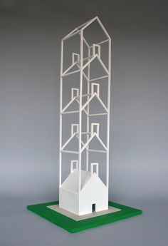 Metaphoric Churches and House   michael jantzen   Archinect