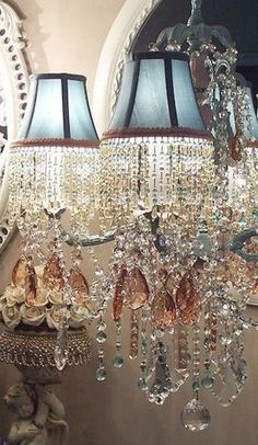 Luxury Home Design- Luxury Lighting- Keep The Glamour, ~LadyLuxury~.