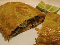 Tijm & Suikerbiet: Caulibiac, ofwel een heerlijk zalmgerecht met ei, paddestoelen, rijst en bladerdeeg