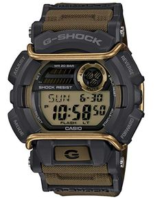 G-Shock Watches by Casio - the ultimate tough watch. Water resistant watch, shock resistant watch - built with uncompromising passion. Men's Watches, Casio G Shock Watches, Timex Watches, Watches For Men, Fashion Watches, Casio G-shock, Casio Watch, Japanese Model, Casio Vintage