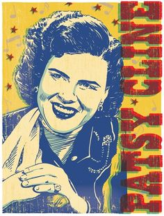 Patsy Cline by Jim Zahniser