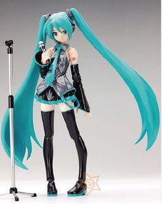 Vocaloids - Miku