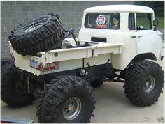 1962 jeep fc - Google Search