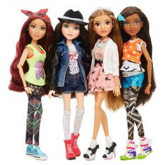 New range of dolls aimed at getting young girls interested in science Girl Fashion Style, New Fashion, Project Mc Square, Matilda, Project Mc2 Dolls, Liv Dolls, Accessoires Barbie, Freebies By Mail, Barbie Dress