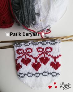 Fair Isle Knitting, Baby Knitting Patterns, Knitted Hats, Coin Purse, Purses, Crochet, Tricot, Templates, Breien