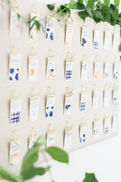 DIY Escort Cards: The Crafty Way To Wow Your Guests