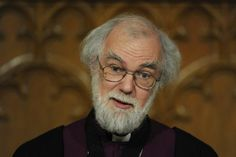 "Former Archbishop of Canterbury Rowan Williams tells 'persecuted' western Christians to grow up...""When you've had any contact with real persecuted minorities you learn to use the word very chastely,"" he said. ""Persecution is not being made to feel mildly uncomfortable."""
