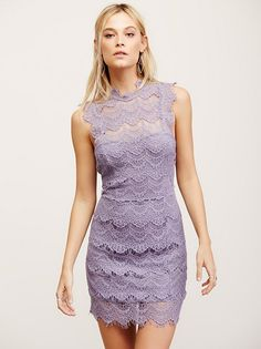 Intimately Daydream Bodycon Slip at Free People Clothing Boutique