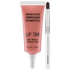 HUSH--Lip Tar - Matte - Obsessive Compulsive Cosmetics | Sephora