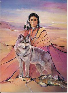 Marie buchfink wolf robe