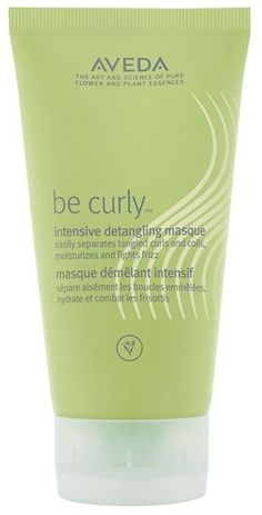 Aveda be curly Intensive Detangling Masque now available