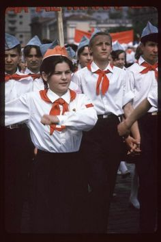 Moscow 1963 Photographed by Burt Glinn - English Russia