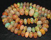 Giant beautiful opals