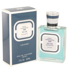 Royal Copenhagen Musk Cologne By Royal Copenhagen Cologne 2 Oz (60 Ml) For Men