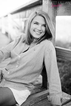KATIE | PONTE VEDRA SENIOR PHOTOGRAPHER | Jacksonville Senior Photographer // Scarlett Lillian Seniors