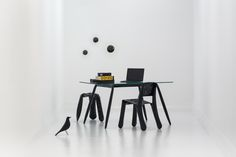 Modern and minimalist space by Zieta Prozessdesign // Products available on e-homelovers.pl