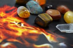 crystals for leo, leo birthstone