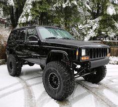 Jeep Xj Mods, Jeep Suv, Jeep Truck, Lifted Jeep Cherokee, Jeep Grand Cherokee, Jeep Sport, Old Jeep, Cool Jeeps, Jeep Renegade