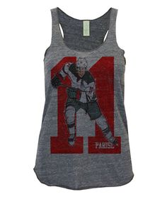 Zach Parise Officially Licensed NHL Minnesota Wild Tank Top by 500LEVEL on Etsy