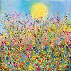 View Yvonne Coomber's Artwork on Saatchi Art. Find art for sale at great prices from artists including Paintings, Photography, Sculpture, and Prints by Top Emerging Artists like Yvonne Coomber. Glitter Kunst, Glitter Art, Glitter Canvas, Painting Prints, Art Prints, Floral Paintings, Abstract Paintings, Art Paintings, Landscape Paintings