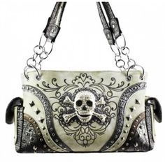 Endless Xpressions has conceal carry  handbags. Variety of colors and styles are available.