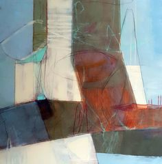 View and buy this Mixed Media on Board by Jacques Pilon