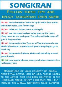 Songkran Advice. http://islandinfokohsamui.com/