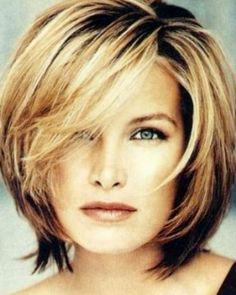 Short Haircuts For Women Over 50 With Fine Hair Inspirational ~ Best Best Hairstyles For Your - Medium-Length Golden Bob - Best Haircuts For Women Short Hairstyles for Round Faces 2017 Lovely Best 10 2017 Best Bob Hairstyles Over 50 Emaytch Medium Hair Cuts, Short Hair Cuts, Medium Hair Styles, Short Hair Styles, Pixie Cuts, Bob Cuts, Curly Short, Bob Styles, Short Pixie