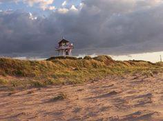 Cavendish, Canada: Lighthouse at PEI National Park