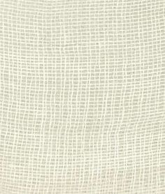 Natural Cotton Scrim Fabric - this would drape well & looks sheer when lit from behind & opaque when lit from the front.