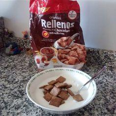 En #Instagram: No hagáis esto en vuestras casas . . #food #fat #breakfast #goodmorning #chocolate http://ift.tt/28XjS0N