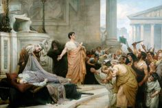 George Edward Robertson. 1864–1926. Mark Antony's Oration