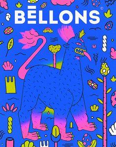Bellons on Behance