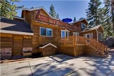 """South Lake Tahoe, CA: Click here to view Virtual Tour    """"Contemporary Charm"""" is located just north of the Skyland community which is on the southeast shore of Lake Tahoe app..."""