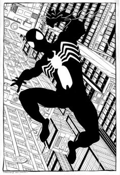 Spider-Man by John Byrne