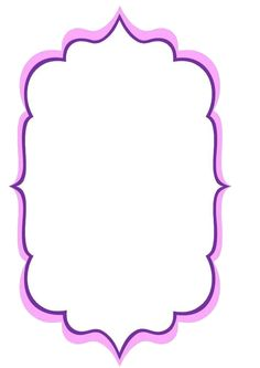 ACTUAL - clip art frame. my creation, feel free to use
