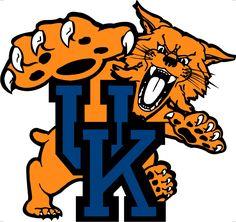 Kentucky Basketball Logo | University of Kentucky, Department of Communication