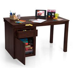 Bradbury Desk (Mahogany Finish)