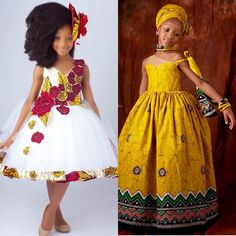 818 Best Ankara styles for kids images in 2020   Ankara