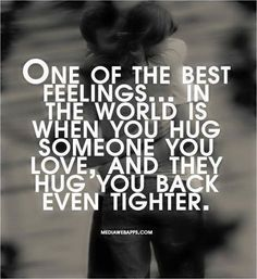 Hug someone you love #love #family   http://www.easybaby.it/