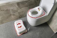Dětské WC sedátko Auta, bílá : SAPHO E-shop Bathroom Accessories, Floor Chair, Flooring, Retro, Furniture, Home Decor, Bamboo, Bathroom Fixtures, Decoration Home
