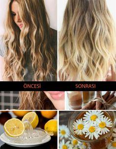 Boyalı saç rengini açma yöntemleri, koyu saç rengini açmak için doğal yöntemler, siyah saç rengi açma, evde bal ile saç açma, c vitamini ile saç açma.