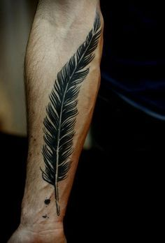 dave grohl feather tattoo - Google Search