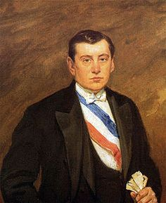 Arturo Alessandri Palma. Presidente de la República de Chile 23 de diciembre de 1920-12 de septiembre de 1924. 12 de marzo de 1925-1 de octubre de 1925. 24 de diciembre de 1932-24 de diciembre de 1938.