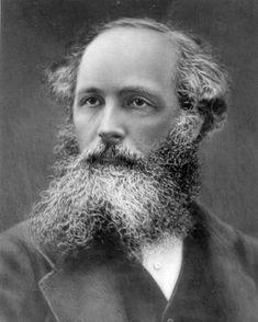 James Clerk Maxwell (1831-1879).