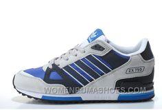 http://www.womenpumashoes.com/adidas-zx750-men-grey-blue-black-super-deals-7tzam.html ADIDAS ZX750 MEN GREY BLUE BLACK SUPER DEALS 7TZAM Only $71.00 , Free Shipping!