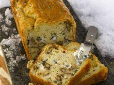 Cake roquefort-noix - Recettes