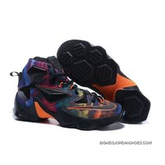 a14b2d20dc8a7 Nike LeBron 13 Kids Shoes The Akronite Philosophy Basketball Shoes Top Deals